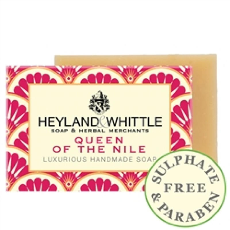 Queen of the Nile Handmade Soap