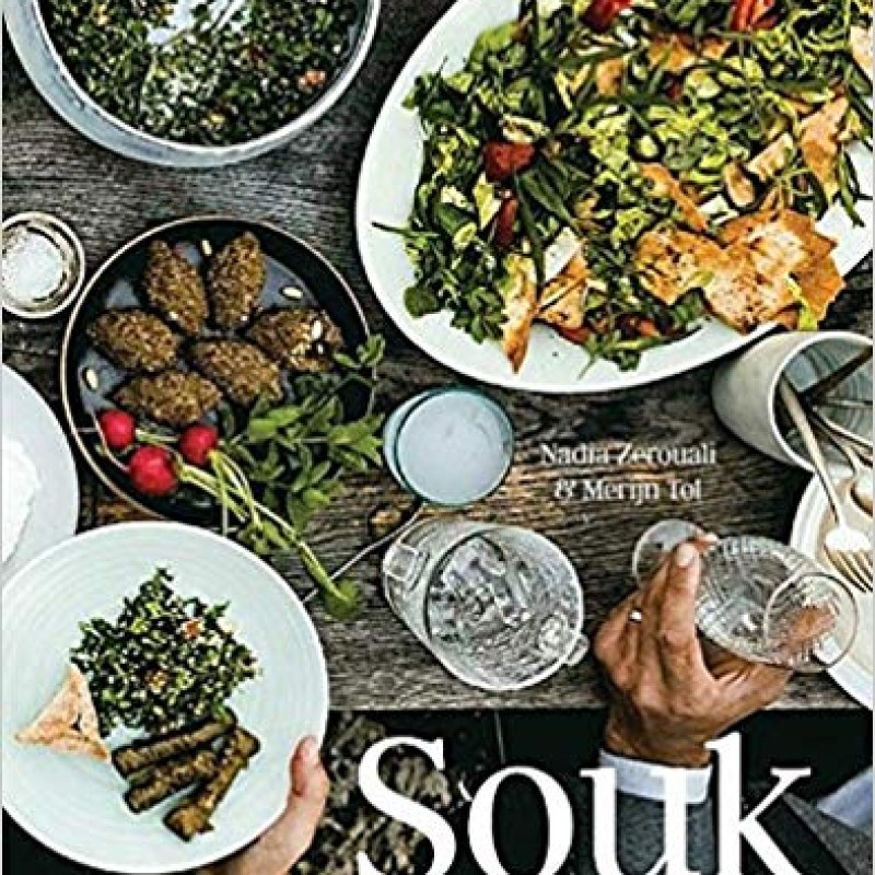 Souk - Feasting at the Mezze Table