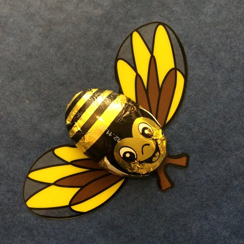 Storz Milk Chocolate Bee
