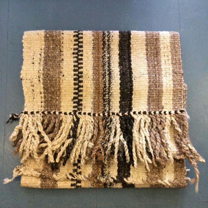 Handwoven Bedouin Long Wool Runner