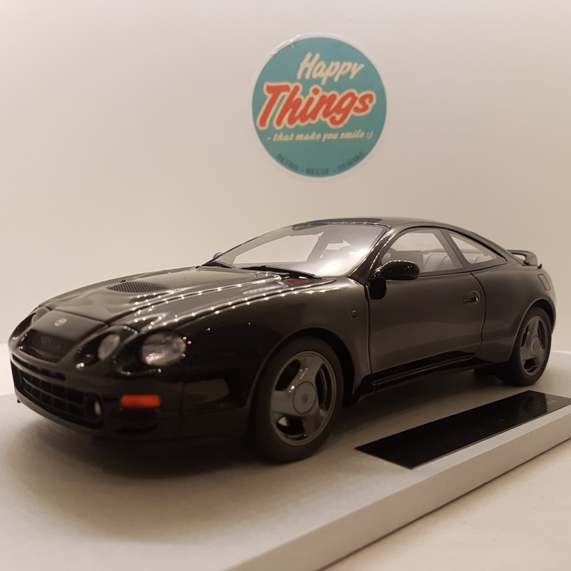 1:18 Toyota Celica Supra MKII blå, LS Collectibles, limited, 1:18