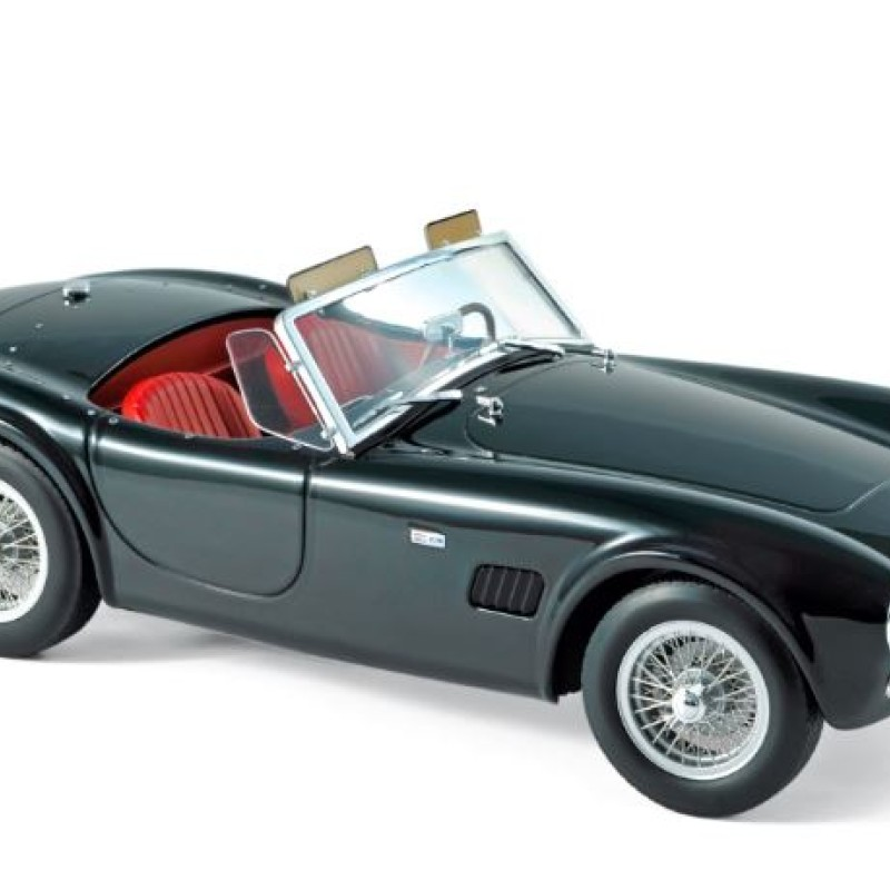 1:18 AC Cobra 289 Spider - sort - Norev