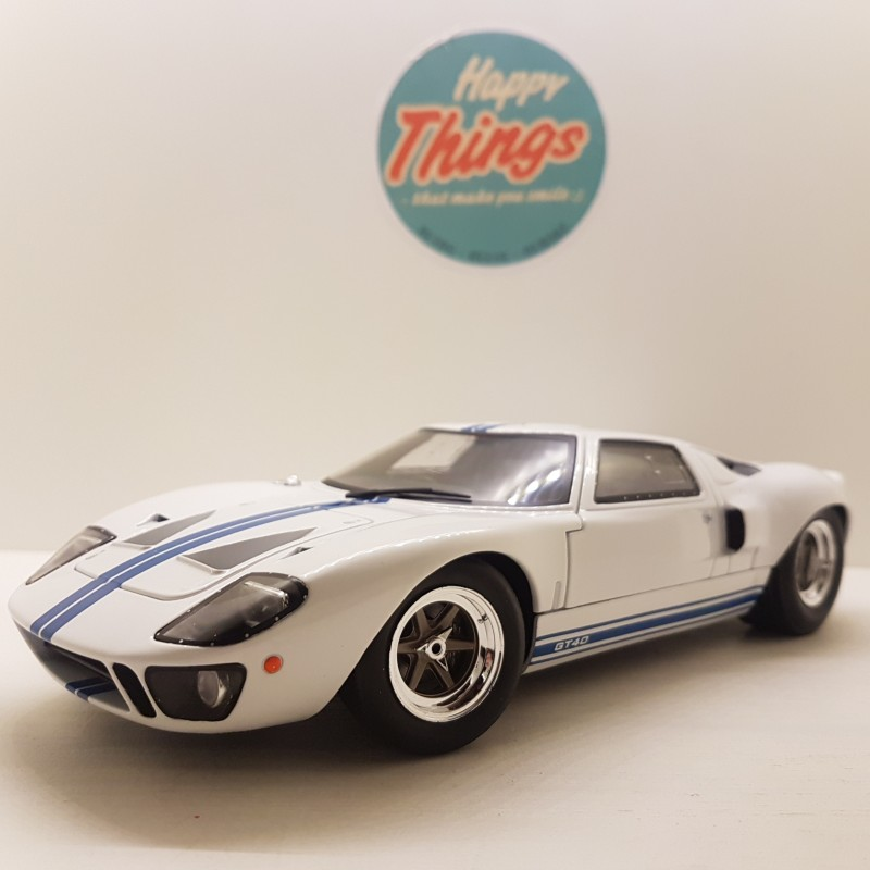 1:18 Ford GT40 MKI Widebody 1968