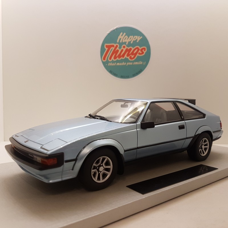Toyota Celica Supra MKII blå, LS Collectibles, limited, 1:18