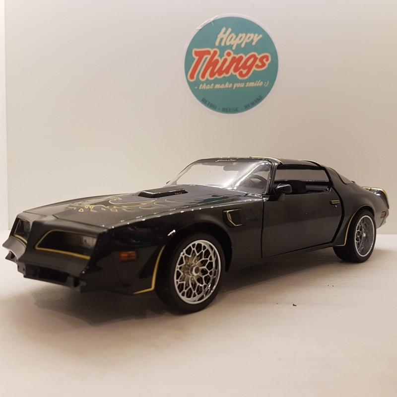 1:18 Pontiac Firebird Trans Am Coupe, Greenlight