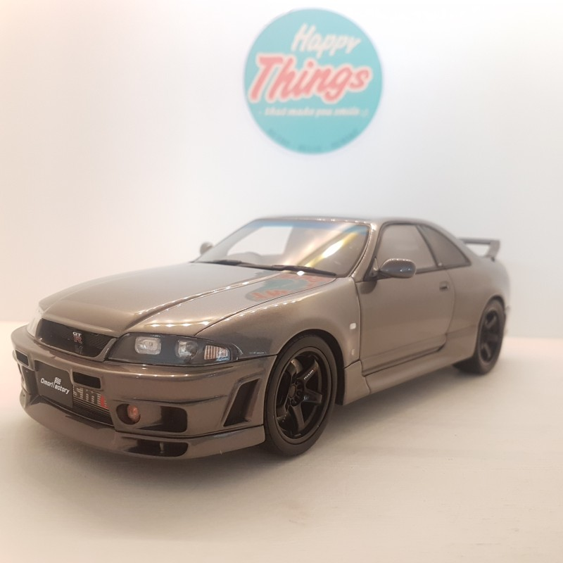 1:18 Nissan Skyline GT-R Grand Touring by Omori Factory, Ottomobile, limited