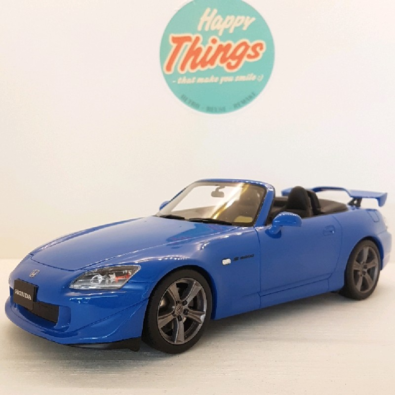 1:18 Honda S2000 Type S, Apex Blue Pearl, OT312, Ottomobile, limited