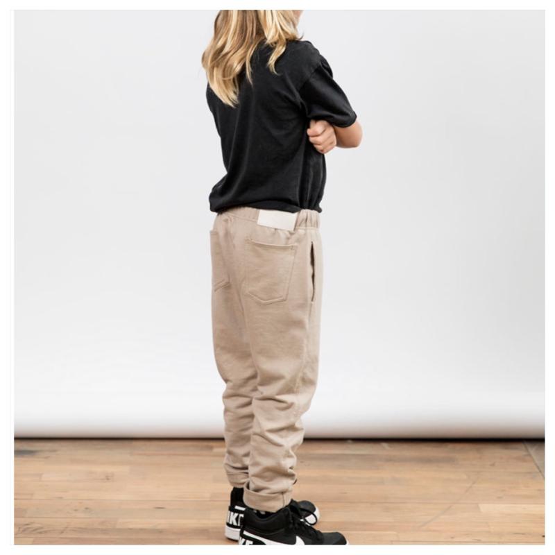 Bastian bukse, sandfarget