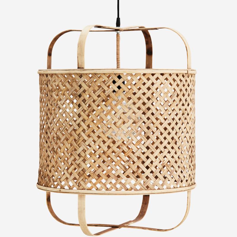 Bambus lampe