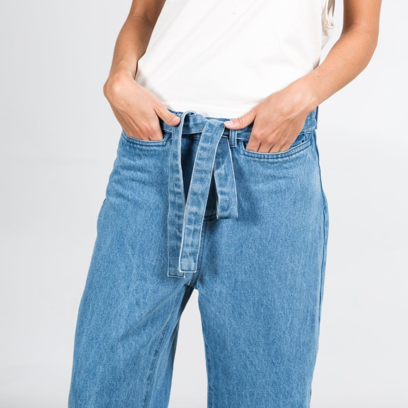 FO Wide Jeans fra IDigDenim