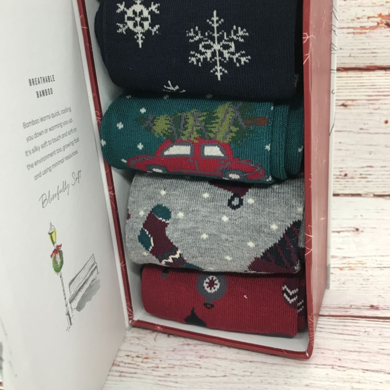 Sock Box - Christmas Eve