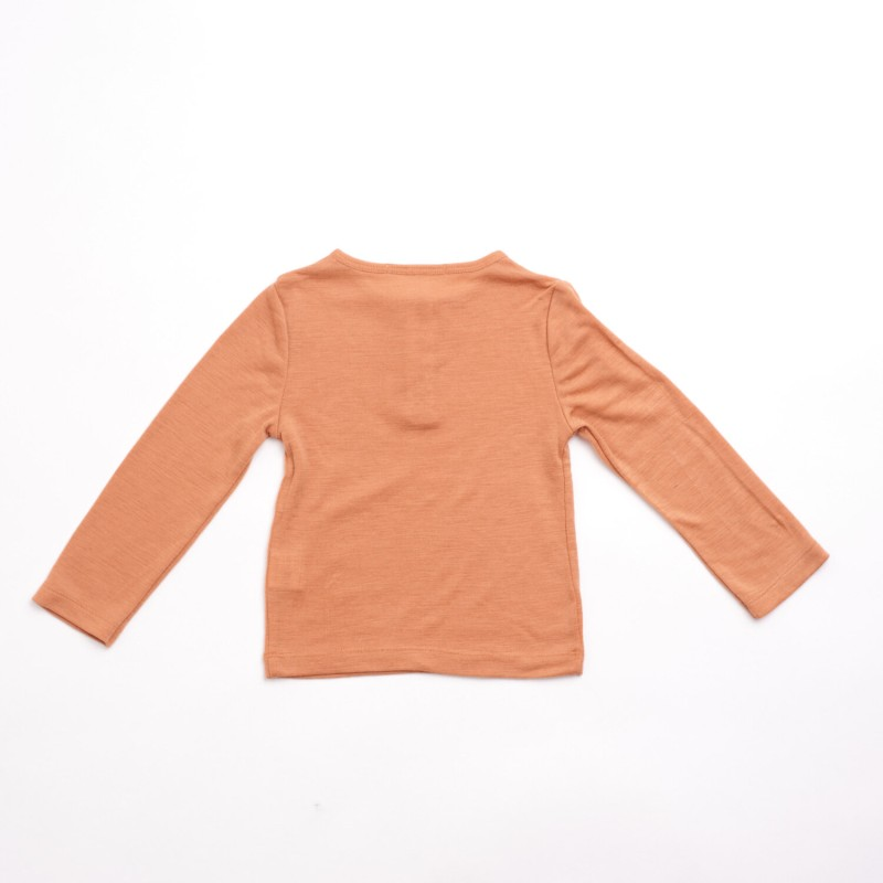 Lilli&Leopold - Long Sleeve Copper