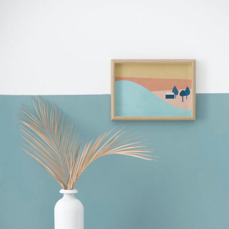 Olli Ella - A4 print Homestead