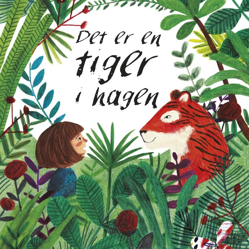 Bok - Tiger i Hagen