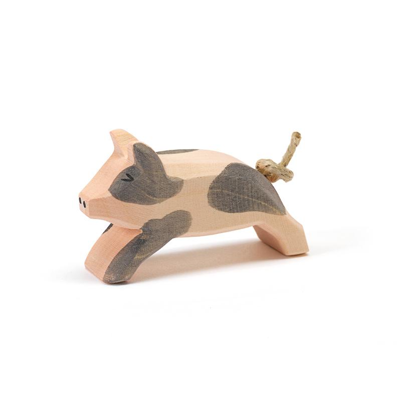 Ostheimer - Løpende prikkete grisunge