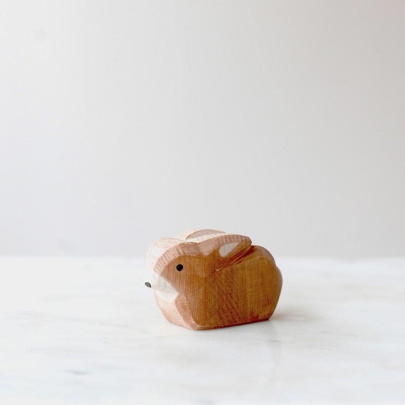 Kanin liten - Ostheimer Trefigur