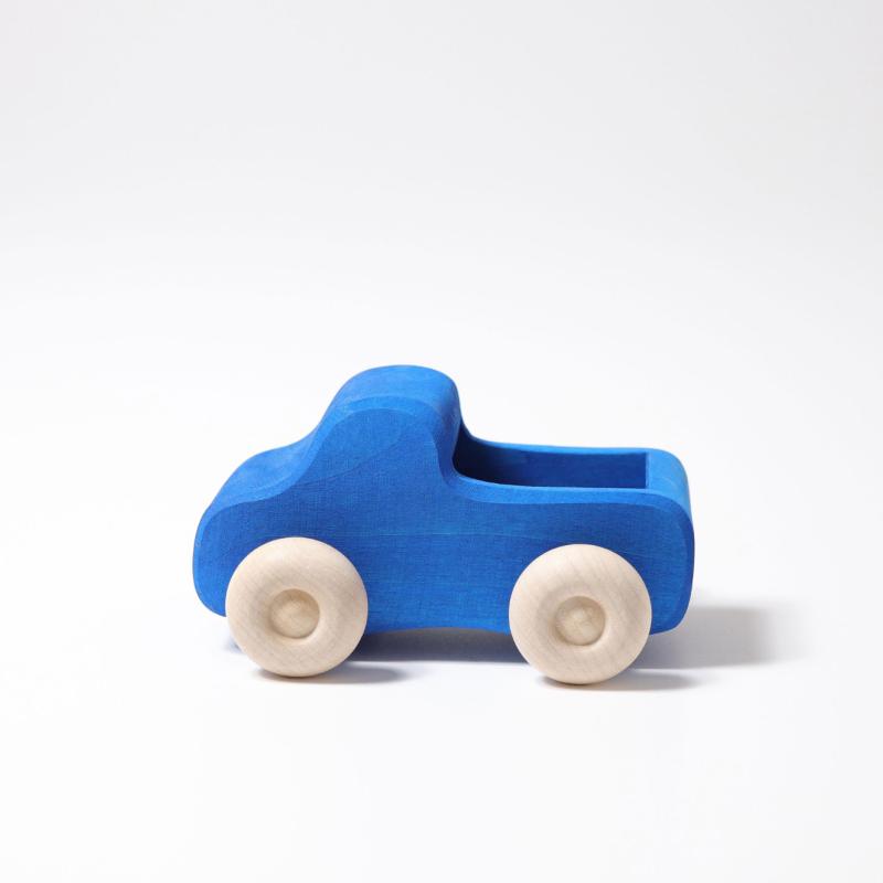 Grimms - Blå lastebil