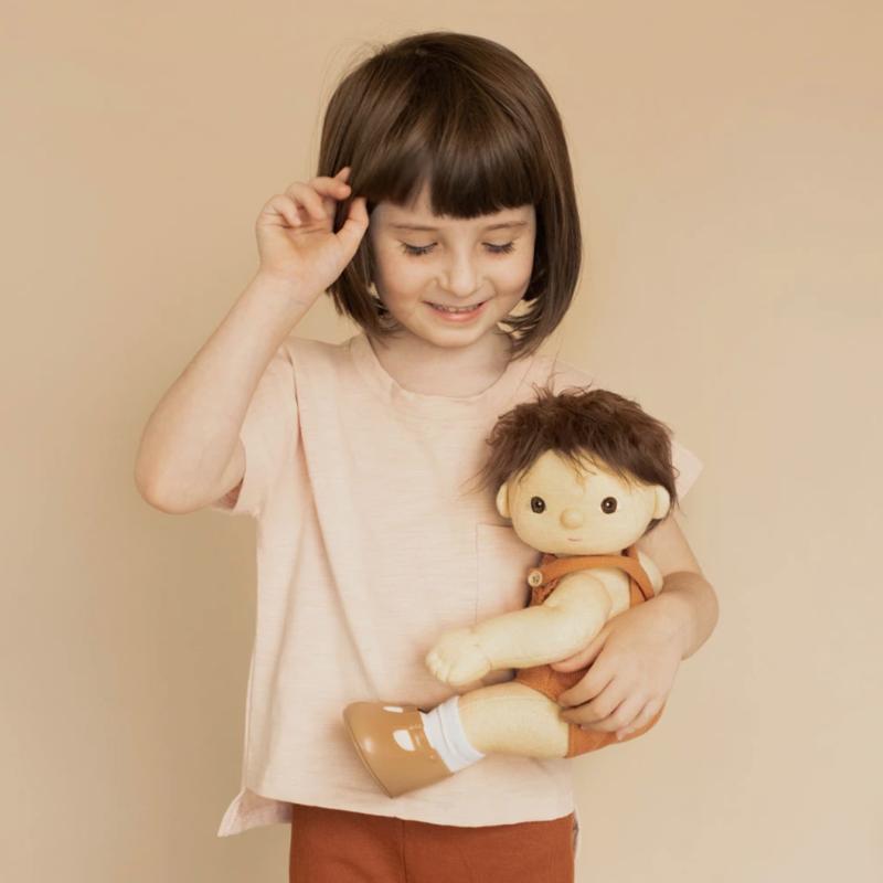 (Forhåndsbestill til uke 46) Olli Ella - Dinkum dukke Peanut
