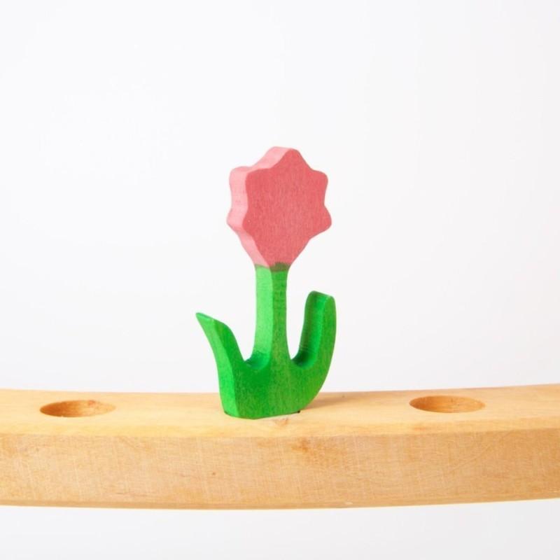 Blomst - Rosa til bursdagsring