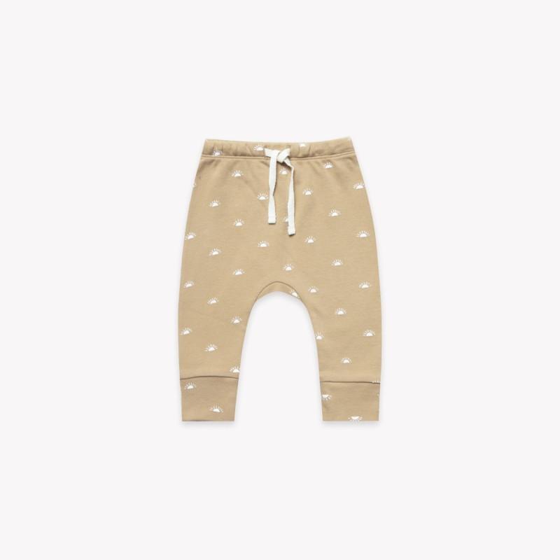 Bukse med snor Honning