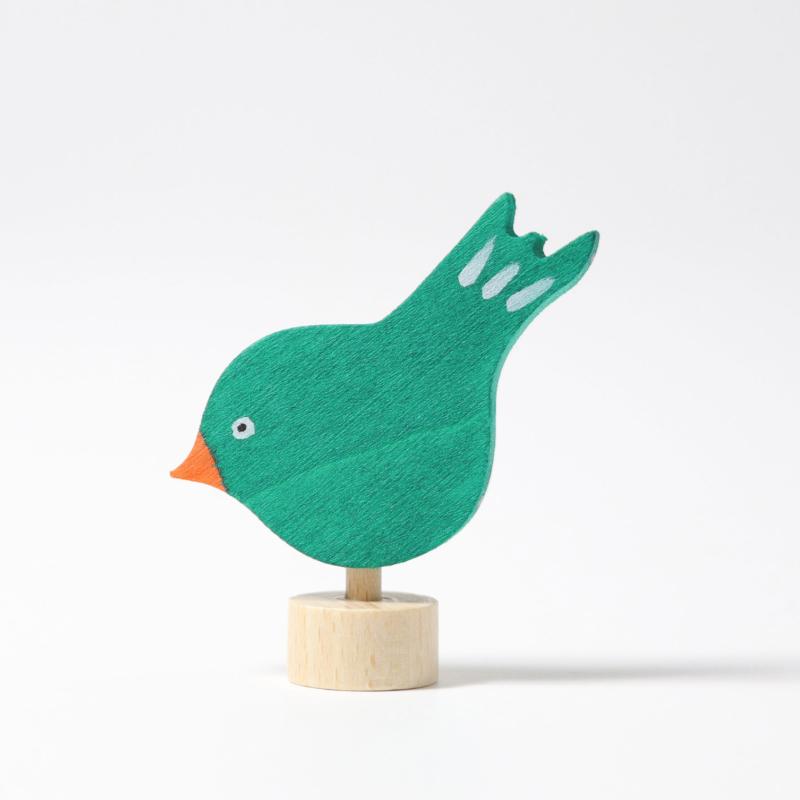 Grimms - Grønn fugl til Bursdagsringen