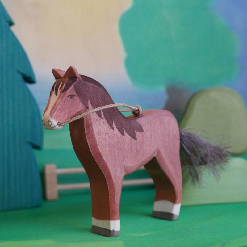 Hest i tre