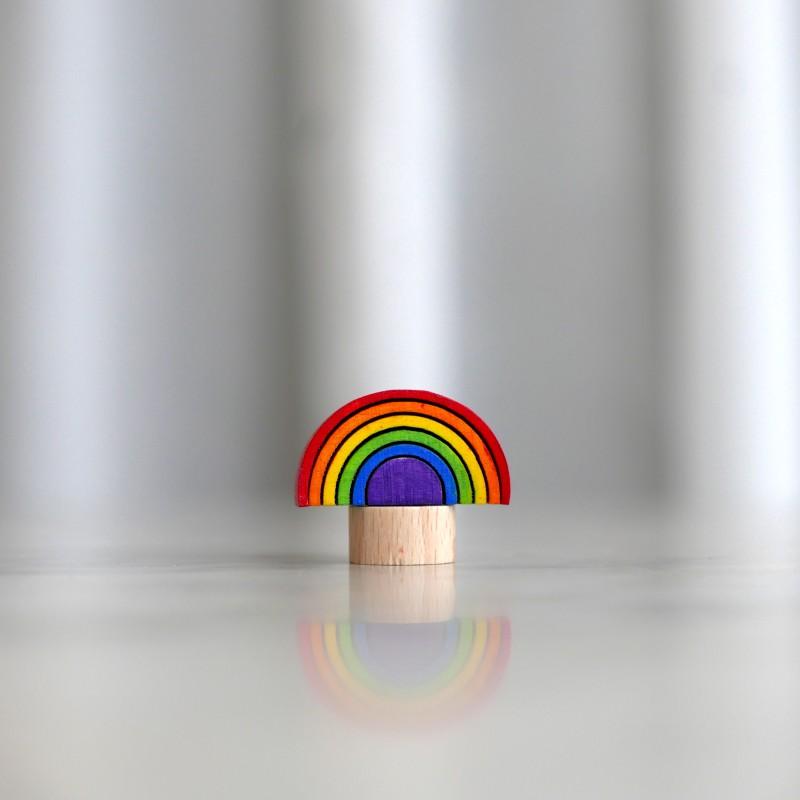 Regnbue til Bursdagsringen