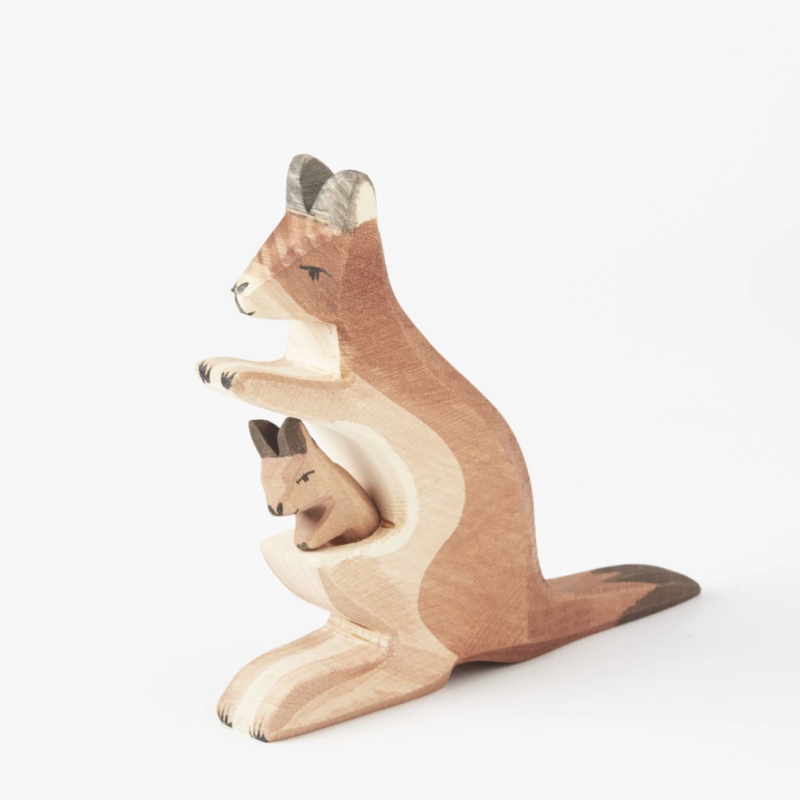 Ostheimer - Kenguru, mamma og baby