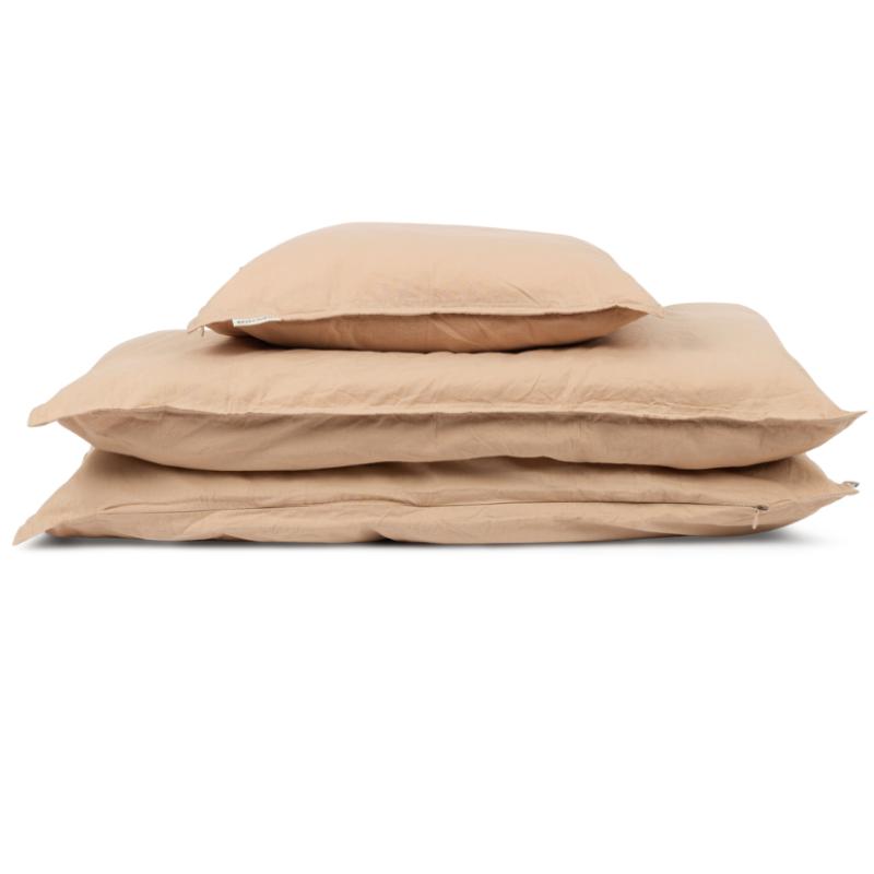 Voksen sengetøy Beige