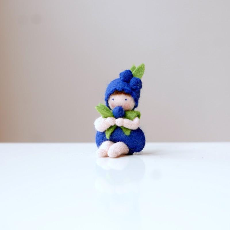 Blåbærbaby