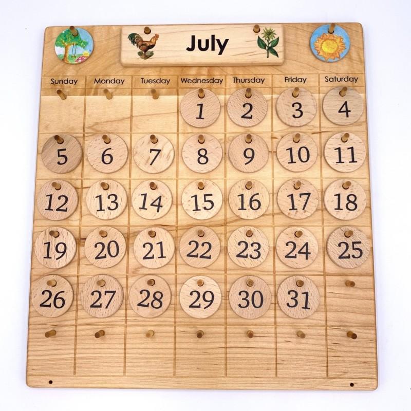Treasures from Jennifer - Norsk kalender
