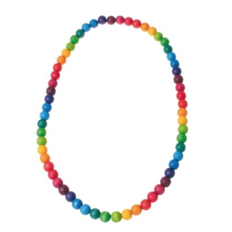 Regnbuesmykke 32 cm