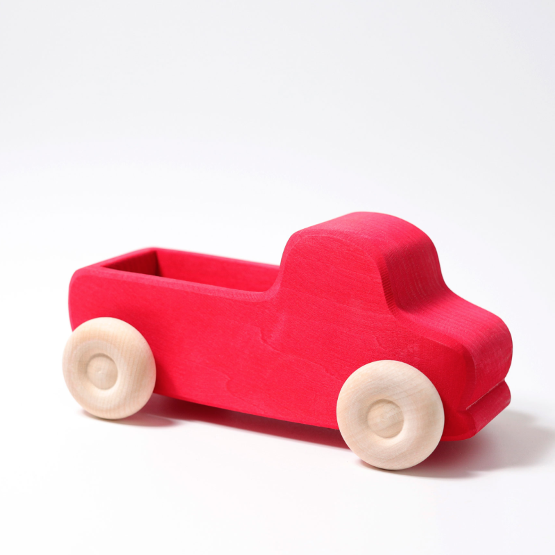 Grimms - Rød lastebil