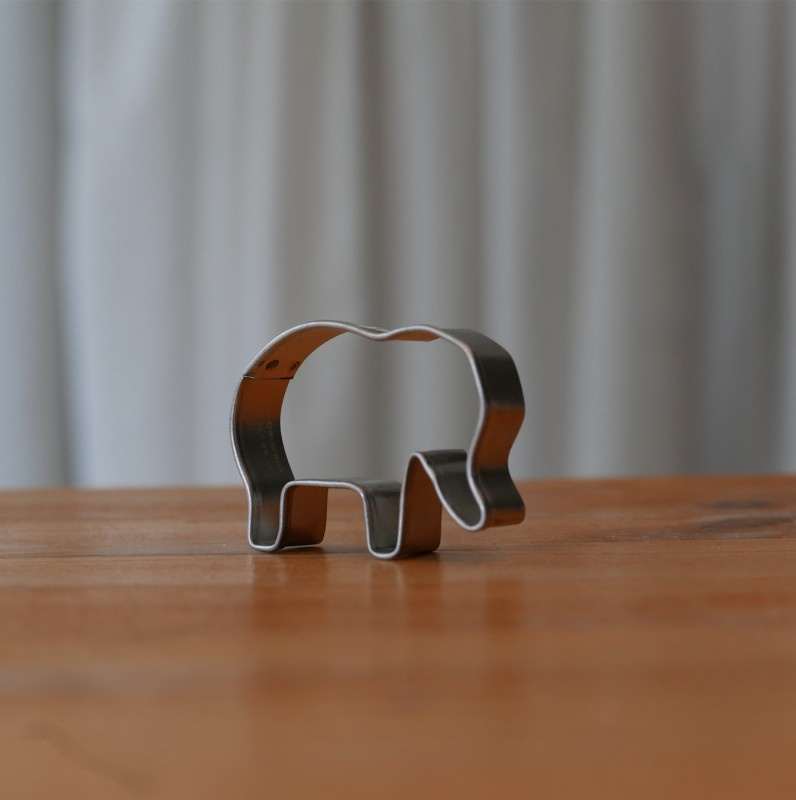 Elefant kakeform