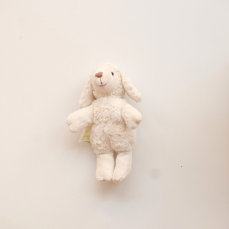 Senger - Mini sau i økologisk bomull og ull