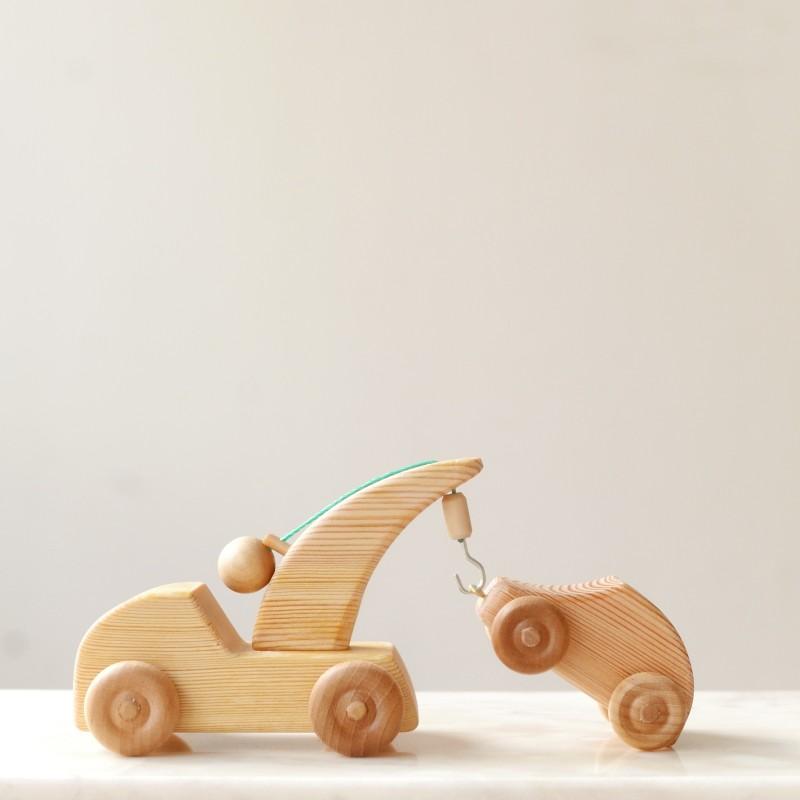 Tauebil med minibil