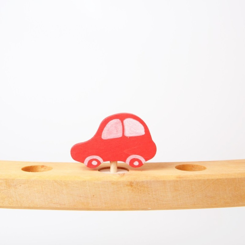 Grimms - Rød bil til bursdagsring