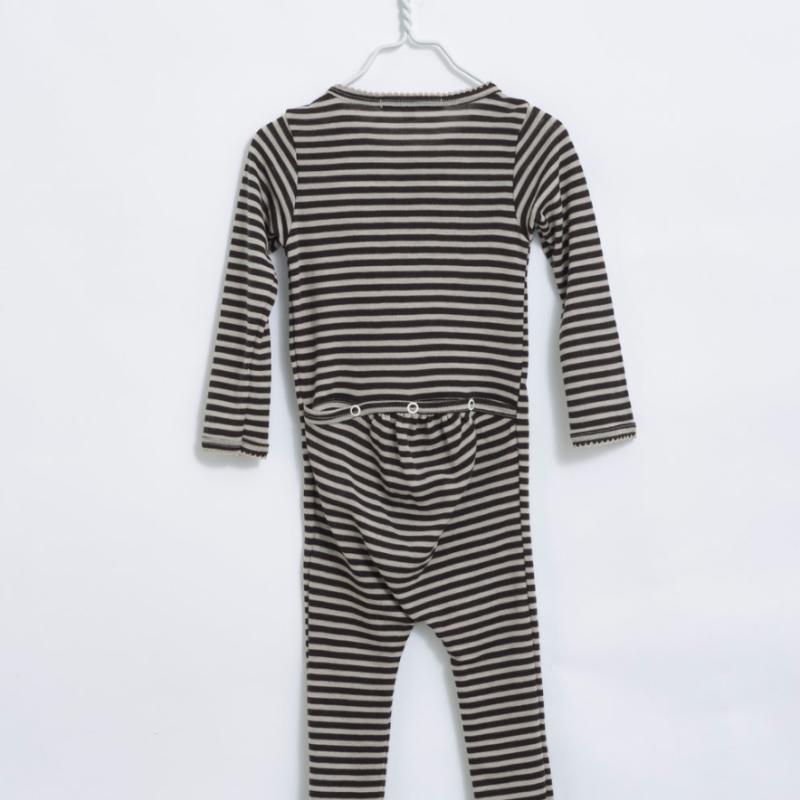 Soft stripe sommer Lekedrakt