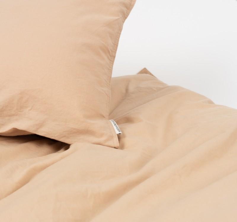 Junior sengetøy Beige