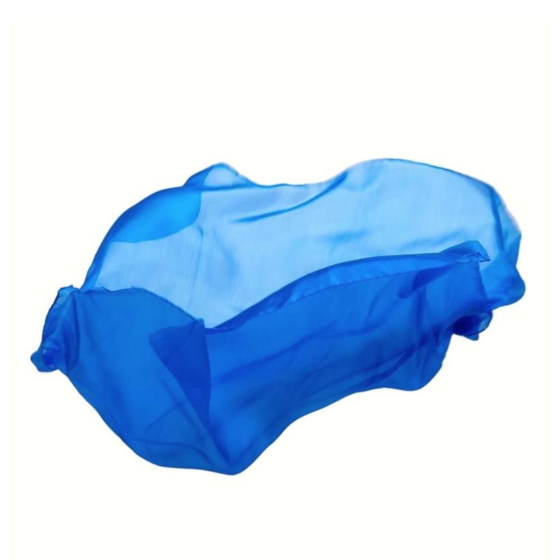 Sarahs silks - Kongeblå lekesilke 86cm