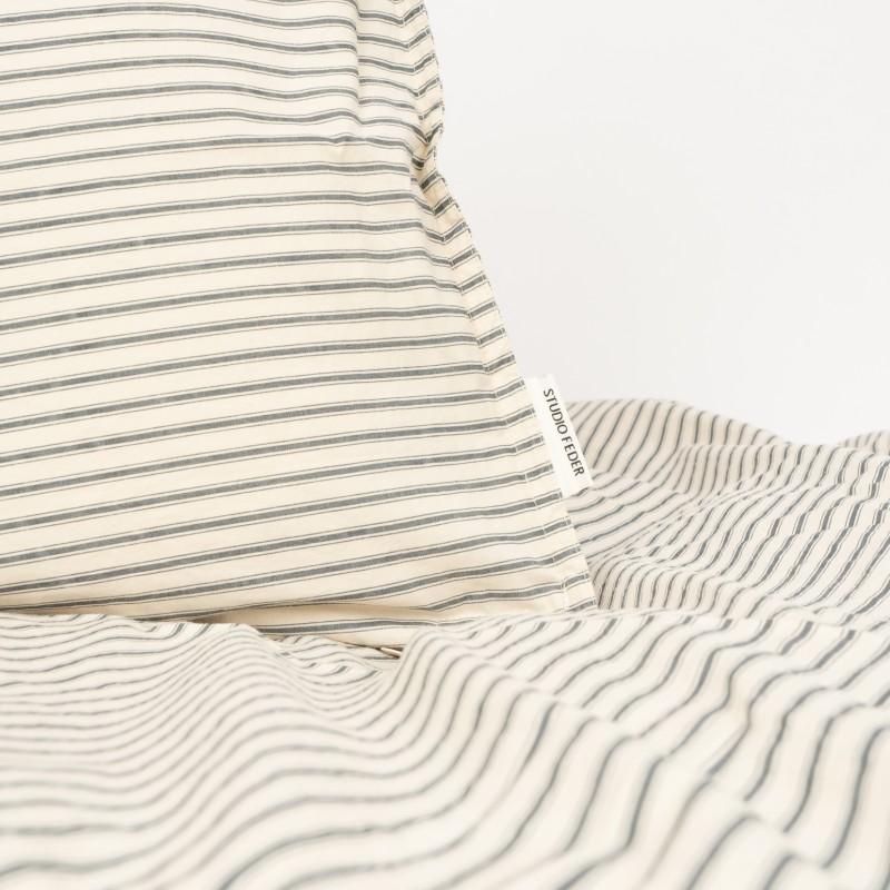 Studio Feder - Voksen Sengetøy Stripe