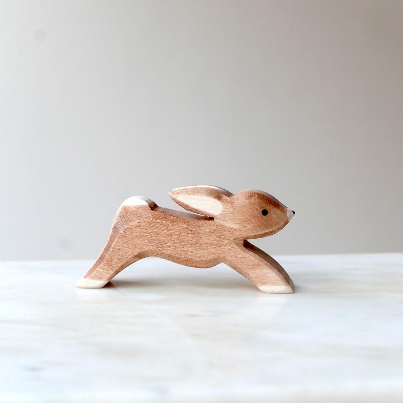 Kanin i tre - hopp