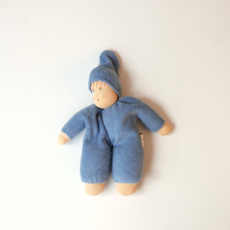 Nanchen - Kosedukke blå