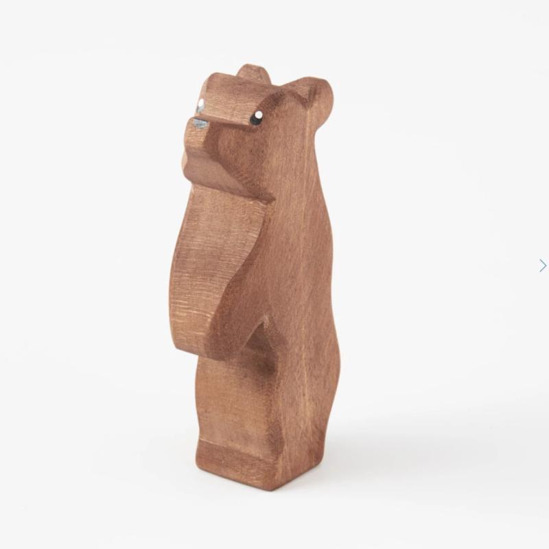 Ostheimer - Stående bjørnunge
