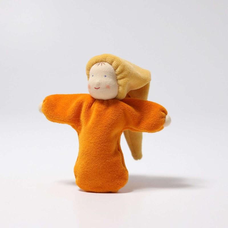 Grimms - Orange Lavendeldukke