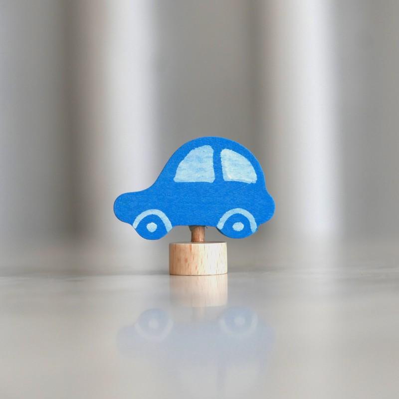 Bil - blå til Bursdagsringen
