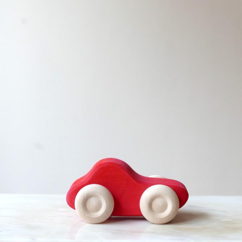 Grimms - Røds sportsbil