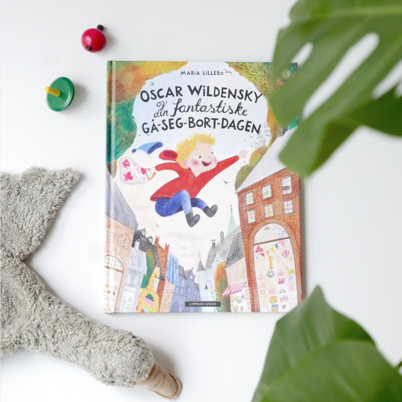 Oscar Wildensky og den fantastiske gå-seg-bort-dagen - Maria Lillebo