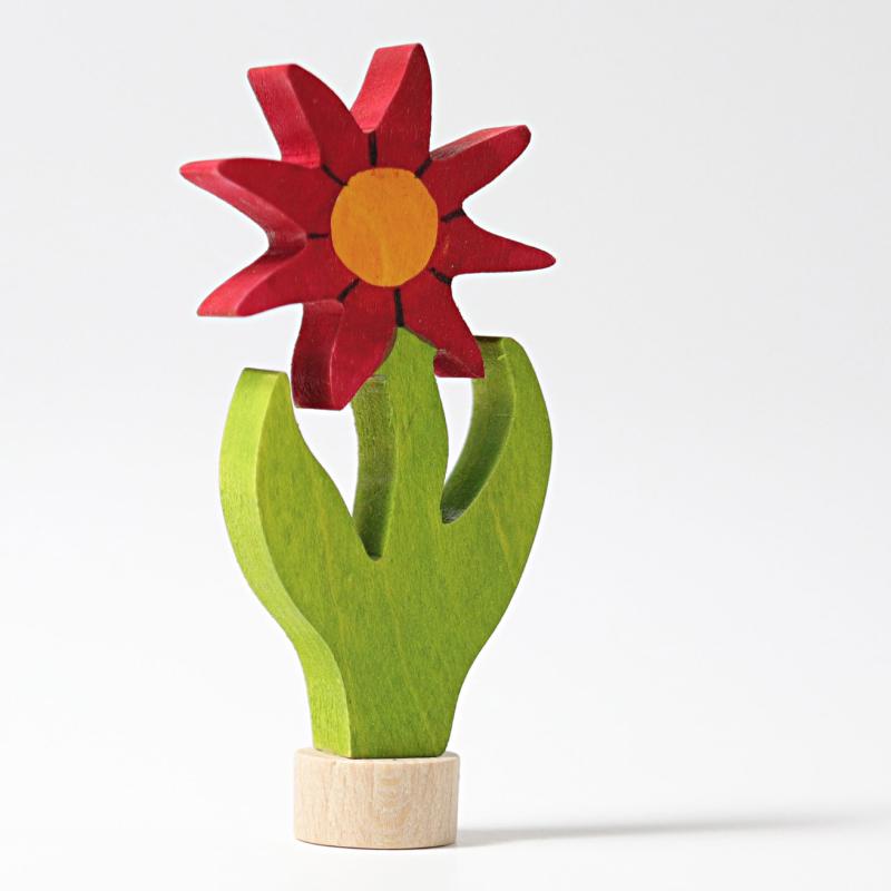 Grimms - Aster blomst til Bursdagsring