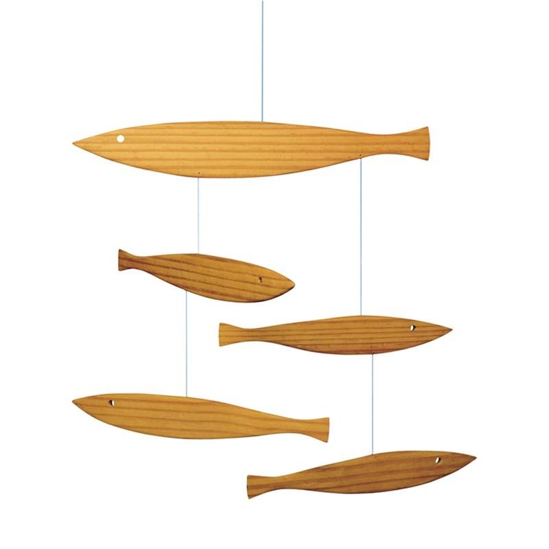 Flensted - Tømmerfisk